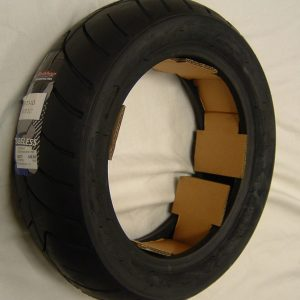 "120/70-10"" Scooter tyre"