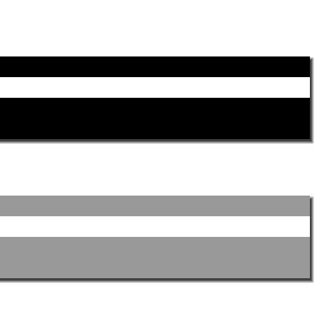 Pinstripe - 12mm Double
