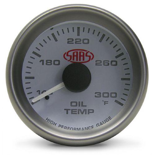 """Saas Oil Temperature Gauge 2 5/8"""""""