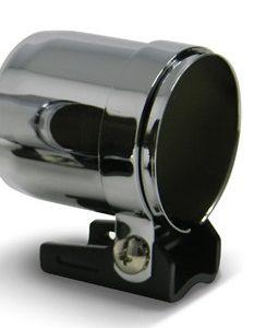 Saas Gauge Holder Chrome 52mm