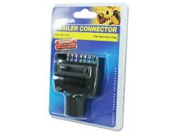 Narva Trailer Plug - Male 7 Pin