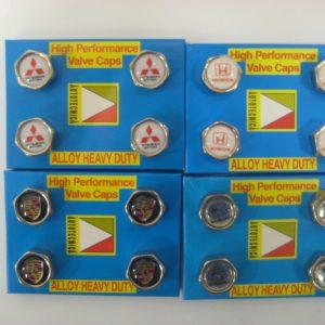 Deluxe Valve Caps Set of 4