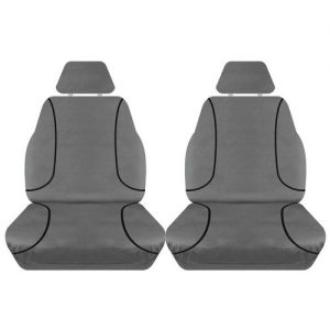 Ford Ranger Front Custom Seat Cover Set 2012 on