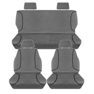 Holden Colorado Custom Seat Cover Set 2012-2014