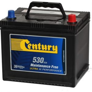 Century Battery 58MF