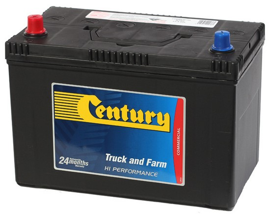 Trusted Century Brand Battery N70Z 15 plate 620 cca N70ZL 15 Plate 620 cca Ideal for truck and farm use. Heavy duty 2 year warranty. 2 year Warranty.
