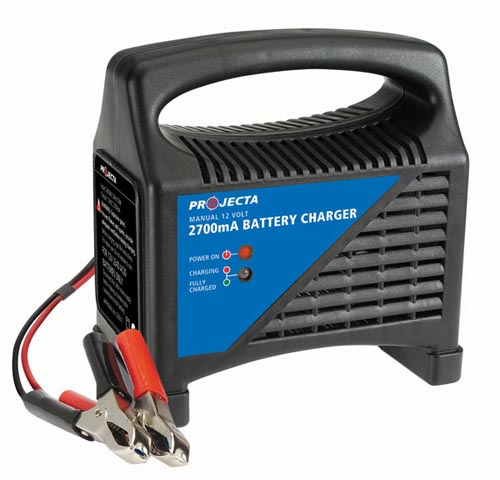 MC400 Battery Charger