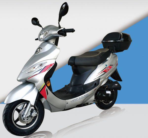 2019 EuroRider V Sport 50cc Scooter