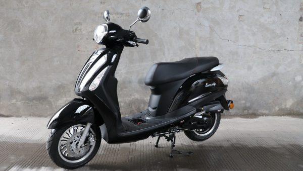 Euro City 50cc Motor Scooter