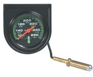 Trisco Water Temperature Gauge 52mm Mechanical