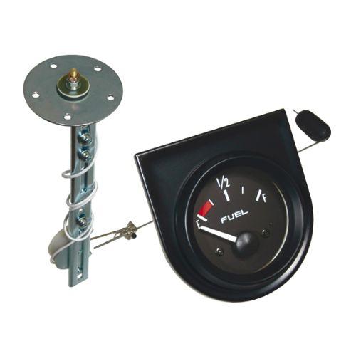 Trisco Fuel Level Gauge and Sender Unit 52mm