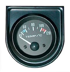 Trisco Water Temperature Gauge 52mm Electrical