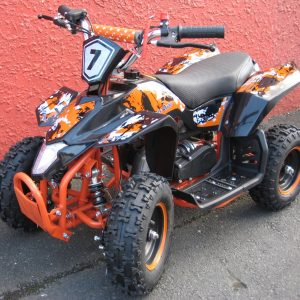 Mini Kids Quad Bike 49cc Assembled