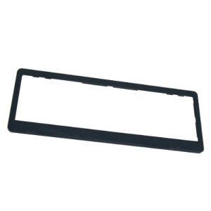 Number Plate Frames Pair