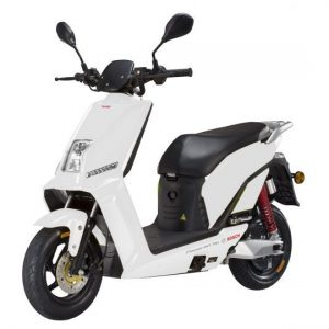 Electric Motor Scooter Lifan LUX
