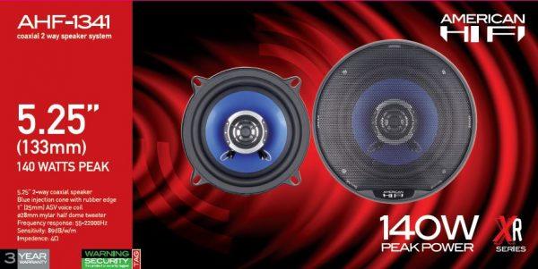 """5.25"""" Speakers Pair"""